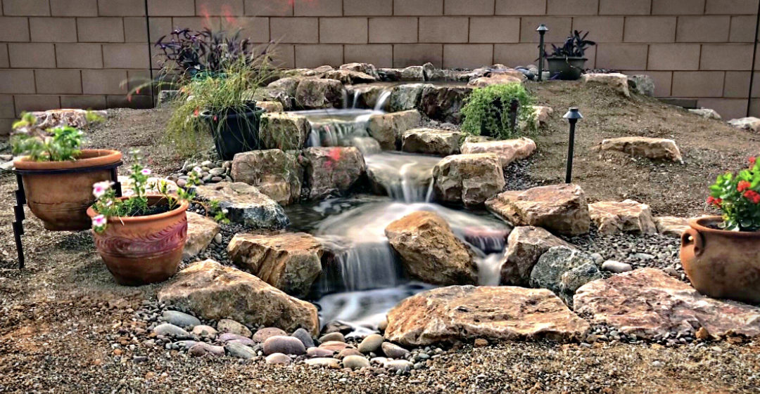 Pondless Waterfall Installers Near Me