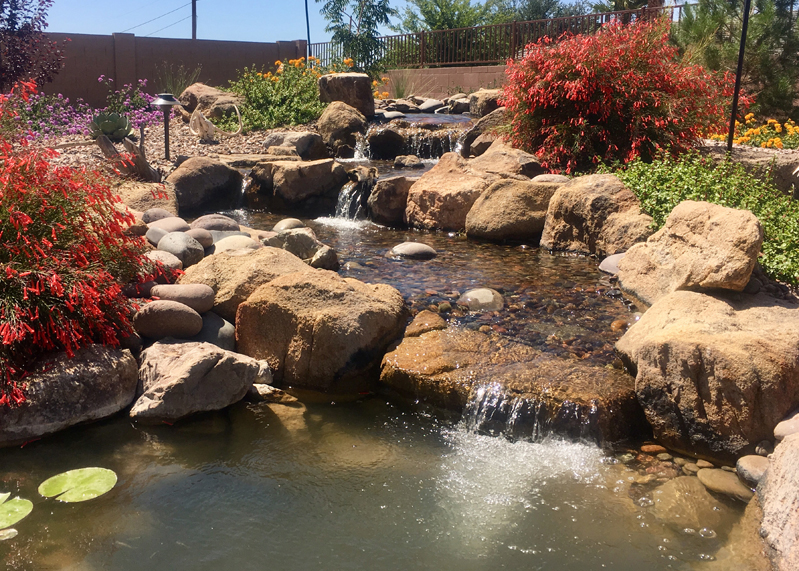 Pondless Waterfalls: A Beautiful Alternative to Ponds
